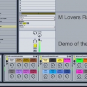 M Lovers DJ RackPack 2 for Ableton Live 8+
