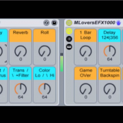 M Lovers DJ RackPack 3 for Ableton Live 8+